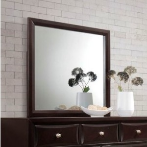 Mirror - Walnut