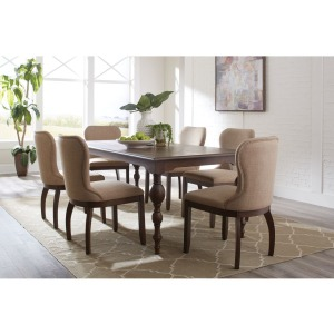 Dining Table - Brown Ash