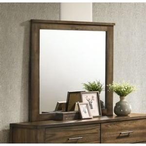 Mirror - Antique Oak