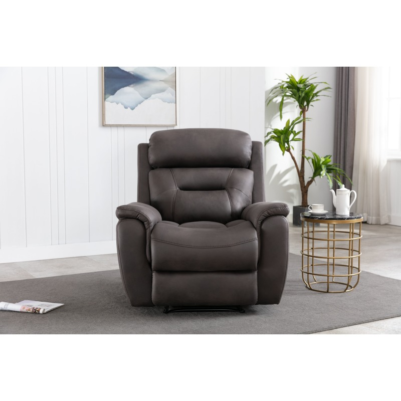 80153 Power recliner  with power headrest Mustang Charcoal -.jpg