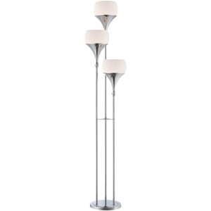3-Lite Floor Lamps