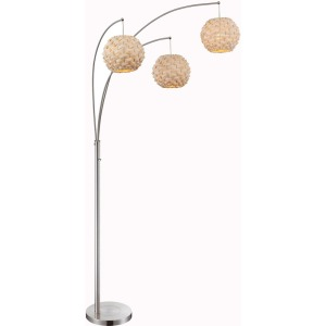 3-Lite Arch Lamps