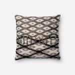 "Black White Pillow (18"" X 18"")"