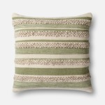 MH Sage Ivory Pillow