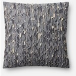 """Grey Pillow (18"""" X 18"""" PILLOW)"""
