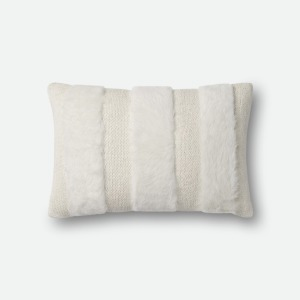 """White Pillow (13"""" X 21"""")"""