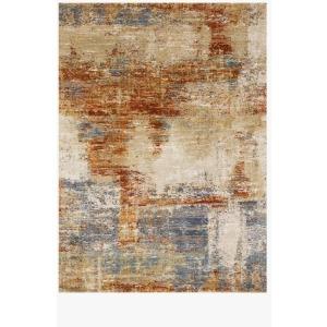 "Augustus Terracotta Rug (5'3"" X 7'8"")"