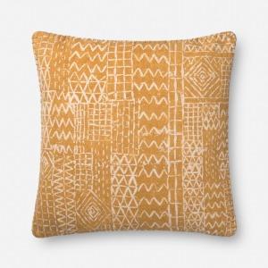 """Gold Pillow (22"""" X 22"""")"""