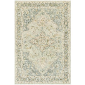 "Julian Seafoam Green Spa Rug (7'9"" x 9'9"")"