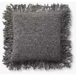 "Charcoal 18"" x 18"" Pillow"