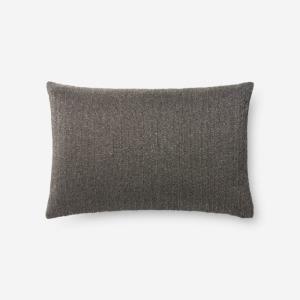 "Grey Multi Pillow (13"" X 21"")"