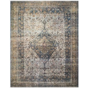 "Lucca MH Ivory Multi Rug (5' x 7'6"")"