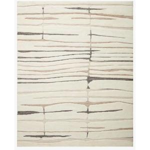 """Bennett Ivory/Bark Area Rug (5'6"""" x 8'6"""")"""