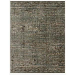 "Javari Charcoal Silver Rug (6'7"" x 9'4"")"