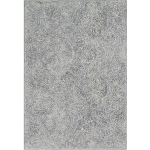 "Filigree Silver Rug (7'9"" x 9'9"")"