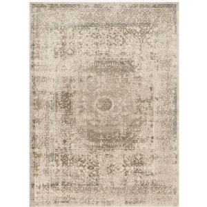 "Century Taupe Sand Rug (5'3"" x 7'6"")"