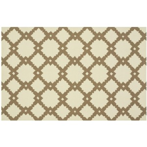 "VB-14 IVORY / TAUPE (5'0"" x 7'6"")"