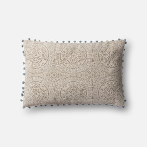 MH Grey Slate Pillow