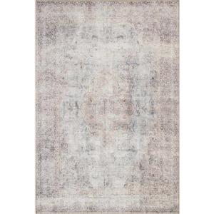 "Loren Silver Slate Rug (7'6"" x 9'6"")"