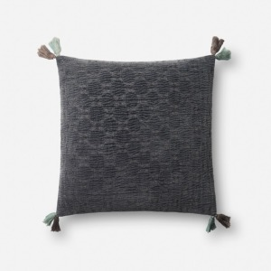 "Charcoal Pillow (18"" X 18"" PILLOW)"