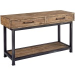 Pier & Beam Console Table