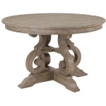 "Tinley Park 48"" Round Dining Table"