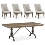 Roxbury Manor 5 PC Dining Set