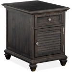 Calistoga Chairside End Table