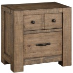 Griffith Drawer Nightstand (no touch lighting control)