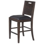 Counter Chair w/ Uphl seat (2/ctn)