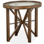 Kirkpatrick Oval End Table