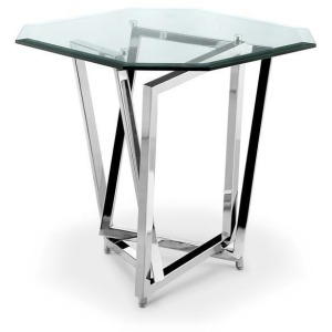 Lenox Square Octoganal End Table