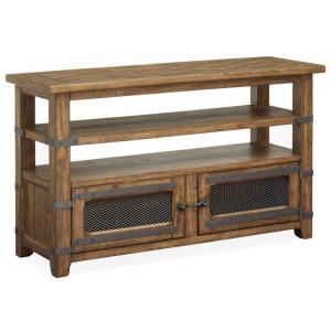 Chesterfield Rectangular Sofa Table
