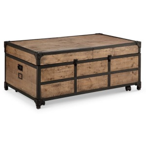 Maguire Rectangular Expandable Cocktail Table