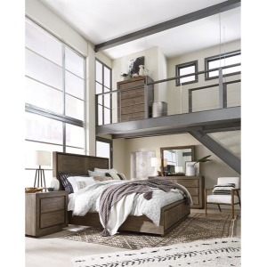 Granada Hills 5 PC King Bedroom Set includes