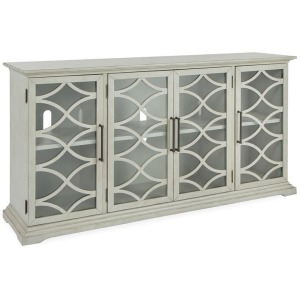 Mosaic 4 Door Console - Grey