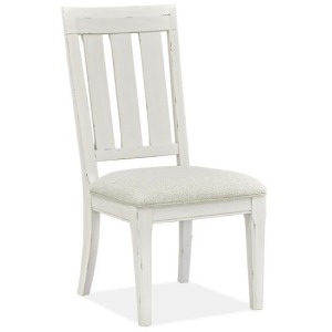 Hutcheson Dining Side Chair w/Upholstered Seat