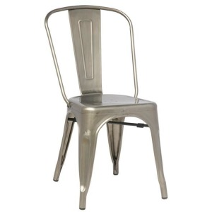 Metal Chairs (4/ctn)