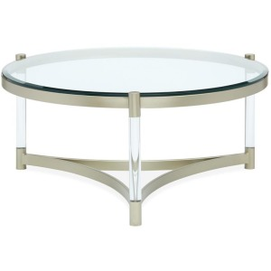 Silas Round Cocktail Table