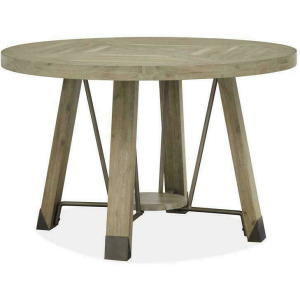 """Ainsley 48"""" Round Dining Table"""