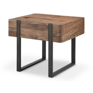 Prescott Rectangular End Table