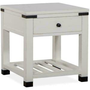 Harper Springs Shelf End Table