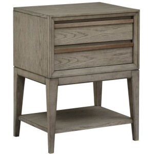 Atelier Open Nightstand (no touch lighting control)