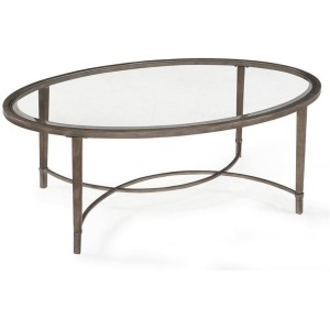 Copia Oval Cocktail Table