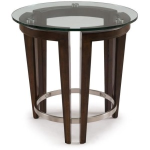 Carmen Round End Table