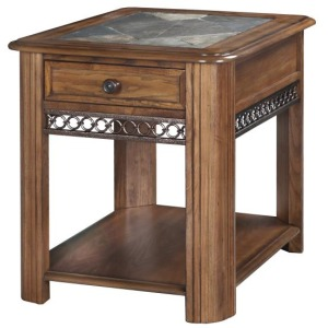 Madison Rectangular Drawer End Table