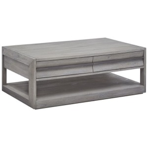 Palisade Rectangular Cocktail Table w/Casters