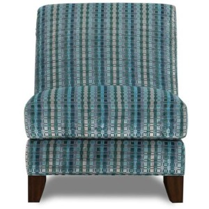 Accent Armless Chair - (Times Sq Harbour)