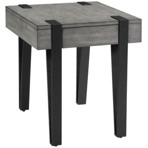 Mavrick Rectangular End Table