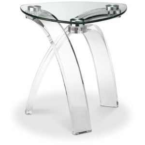 Cassius Pie Shaped Cocktail Table